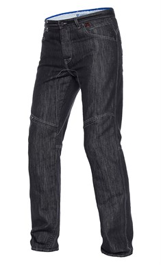 Dainese D1 Evo Jeans Black Aramid Denim