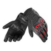 Dainese Air Hero Unisex Lava Red Black Eldiven