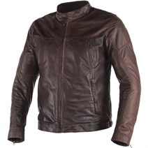 Dainese Heston Dark Brown Deri Mont