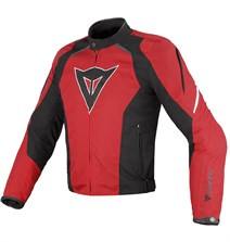 Dainese Laguna Seca Tekstil Mont Red Black White