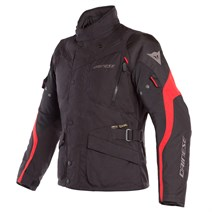 Dainese Tempest 2 Black Red D-Dry Mont